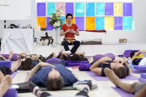 Yoga Nidra with Donna Farhi