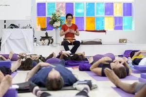 Yoga Nidra with Donna Farhi